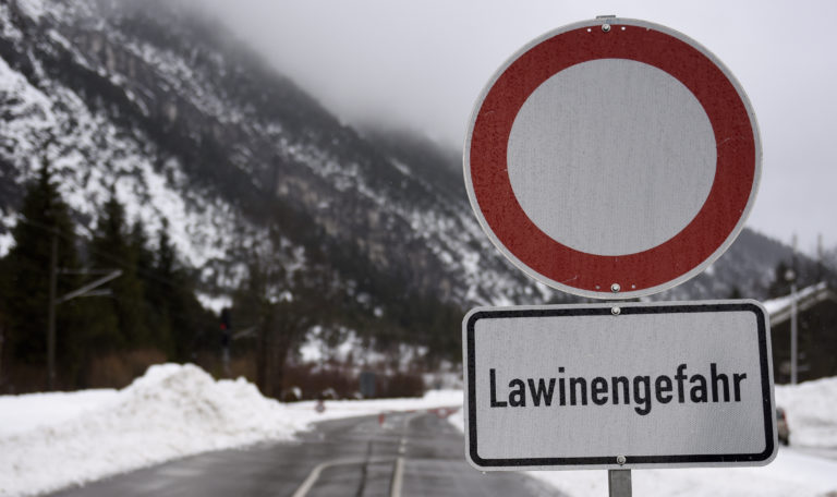 150 evacuated in Italy after avalanche, snow blankets Alps