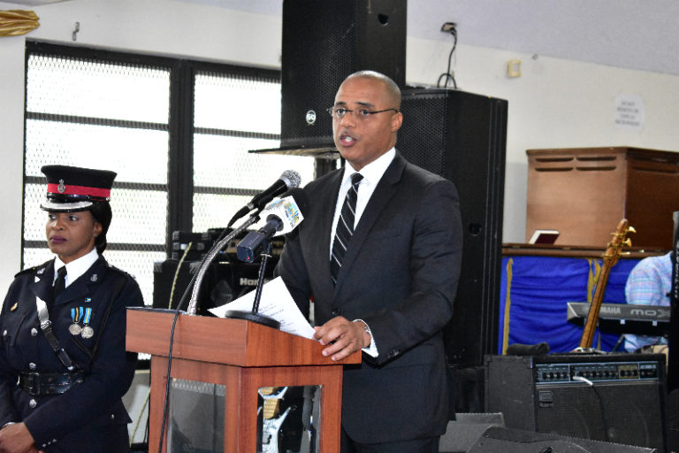 National security to improve infrastructure and equipment for police in Grand Bahama