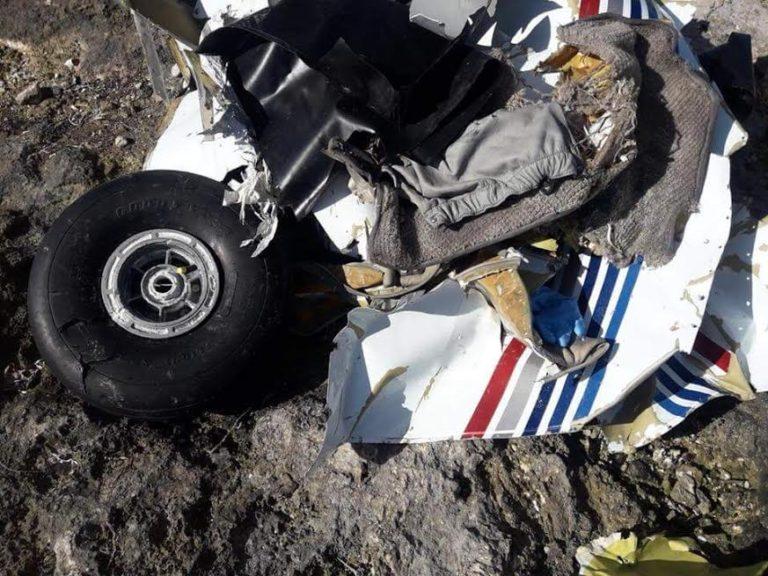 Pilot error cause of Andros crash, report says