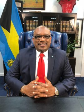 National Address by Prime Minister, Dr. the Hon Hubert A. Minnis