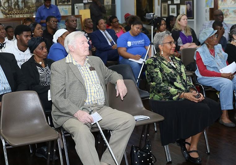 Public lecture marking 51st. anniversary of Majority Rule held at Bahamas Historical Society