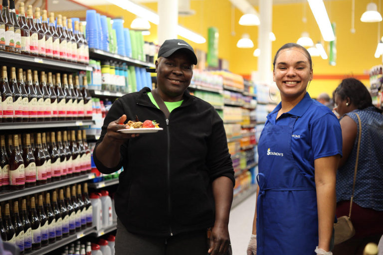 AML Celebrates the Grand Opening of Solomon's Yamacraw