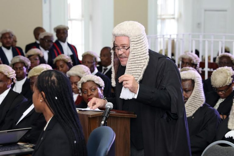 Attorney General addresses opening of legal year ceremony