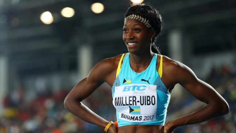 Olympian looking to improve in signature races