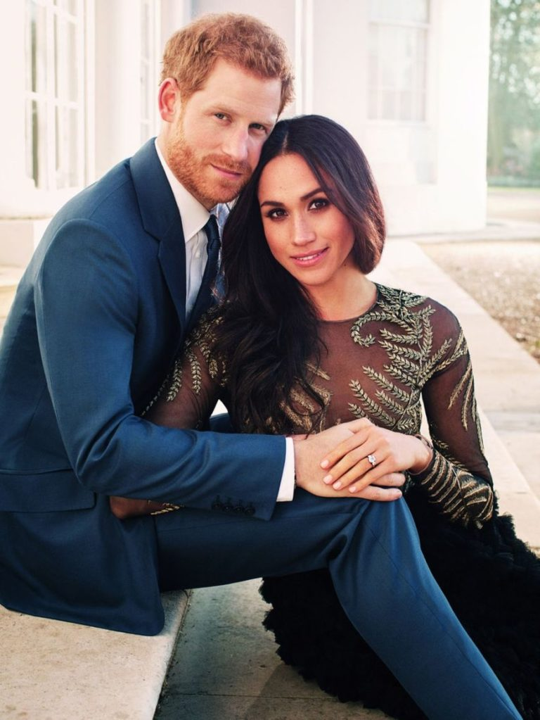 Harry and Meghan letter sent to palace 'race hate crime'