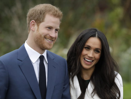 Britain Royal Engagement (AP Photo/Matt Dunham)