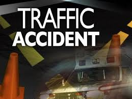 10 injured in GB traffic accident