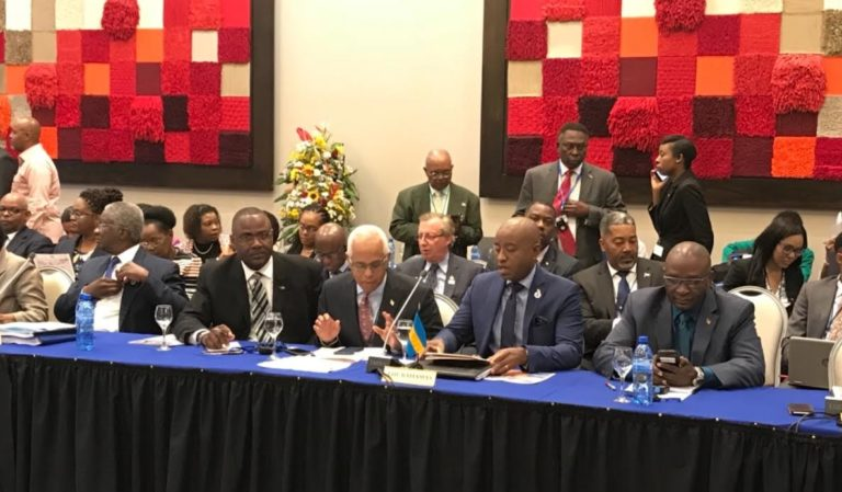 Bahamas taking a more leadership role in region