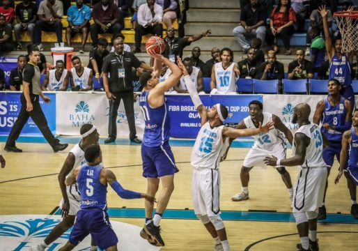 Bahamas comes up short against the Dominican Republic in FIBA 2019 qualifier