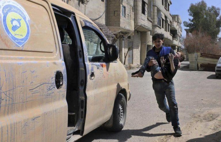 Turkey, allies say siege of Syria's Afrin underway