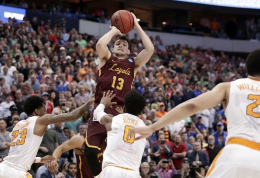 Will the Sweet 16 produce more upsets?