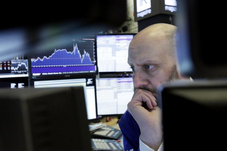 Stocks dive on trade war fears after China sanctions