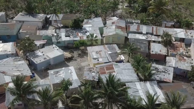 Shanty towns raided in joint mission