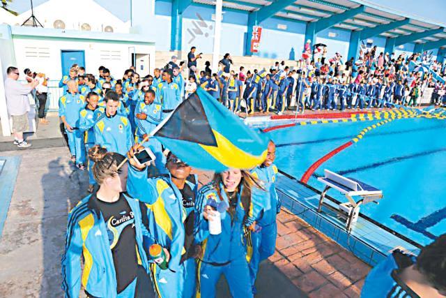 CARIFTA swimming squad named