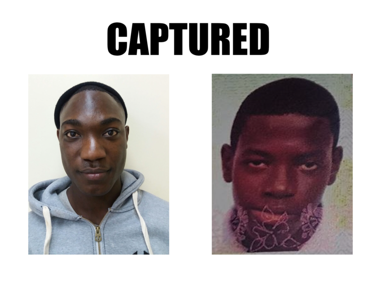 Men wanted by police caught in Bimini