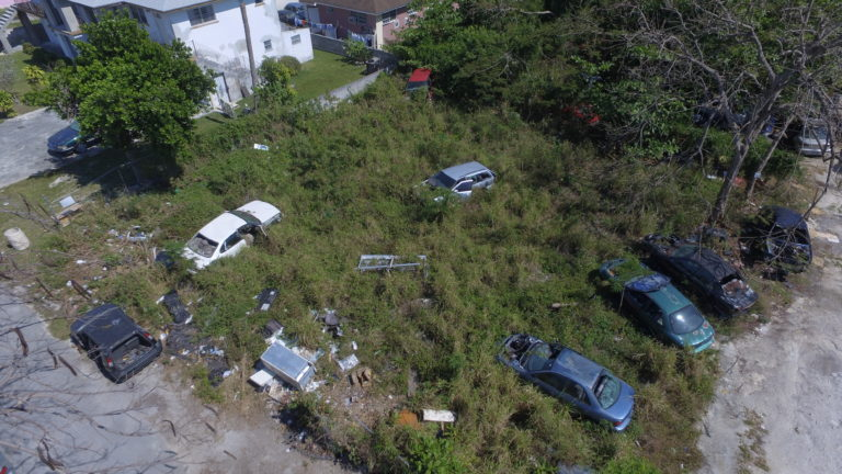 Vehicle owners hampering island-wide cleanup