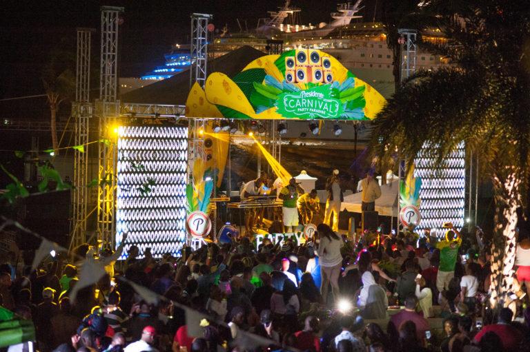 Carnival season kicks off with Mardi Gras