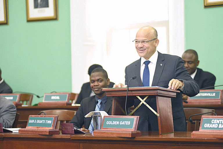 PLP left $3 million BAIC bill, says Chairman