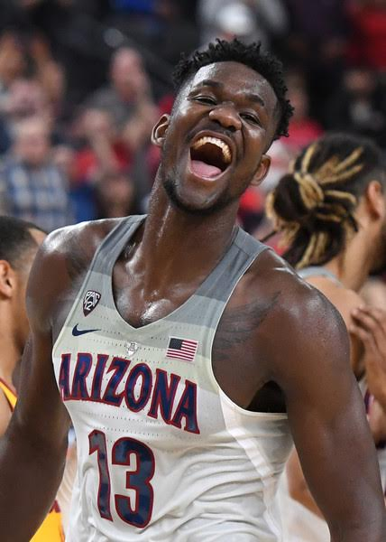 Ayton leads Wildcats to Pac-12