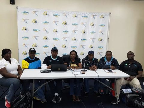 BAAA ratifies 80-member CARIFTA team