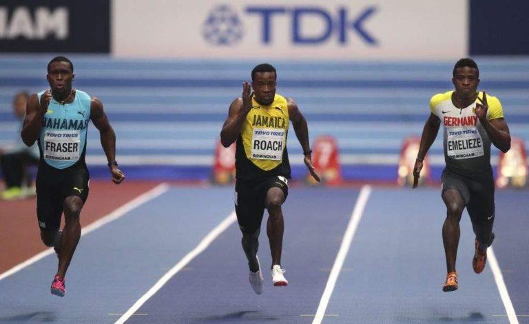 Bahamas fails to medal at IAAF World Indoor Championships