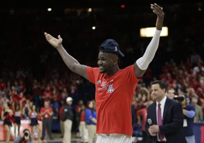 Ayton named to All-Pac-12 Conference team