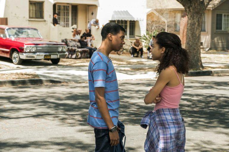 Netflix 'On My Block' hits race, poverty with teen humor