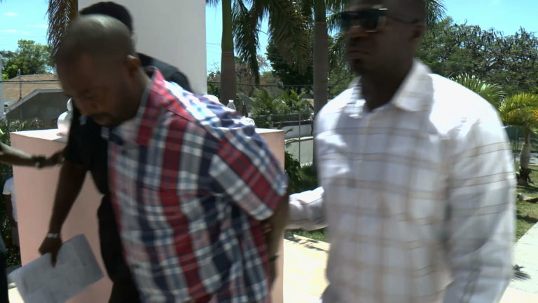 Fast food chain robber gets his day in court