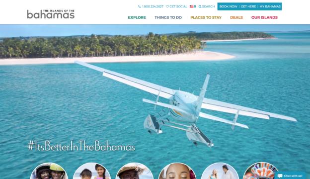 Ministry of Tourism website wins media award