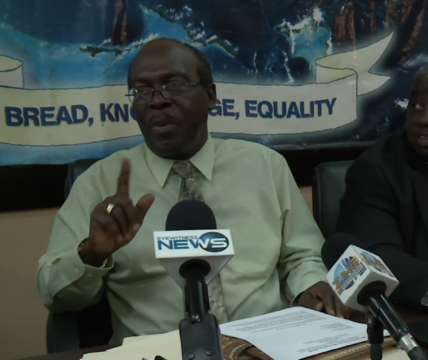 Ferguson: Water & Sewerage Unions must be issued a strike certificate