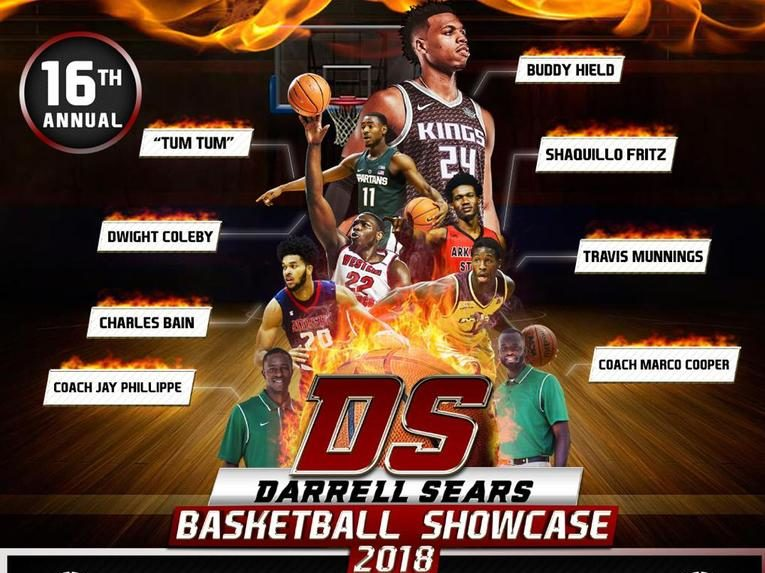 Darrell Sears Showcase returns for 16th edition