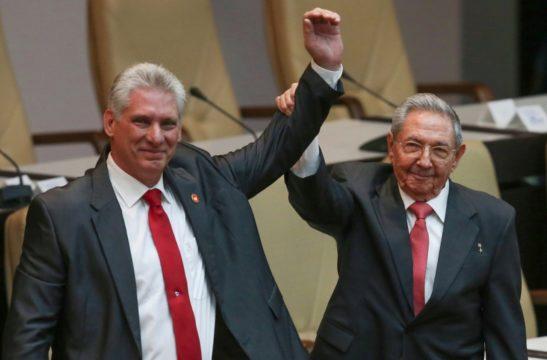 Díaz-Canel elected president of Cuba