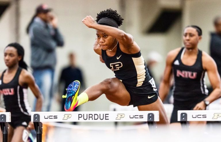 Collegiate athletes starting outdoor season on a high note