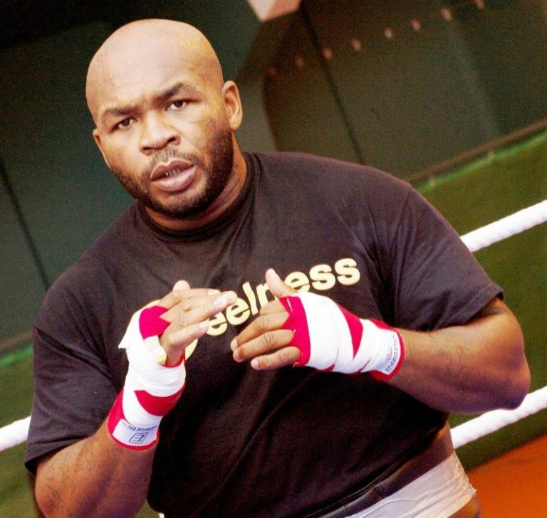 Tank upset with boxing matchmakers