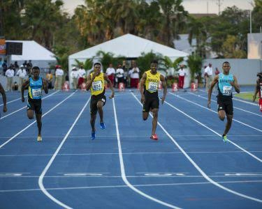 Jamaican athletes receive their medals… finally