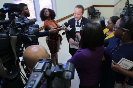 AG: NPO Bill discussions have intensified with civil society