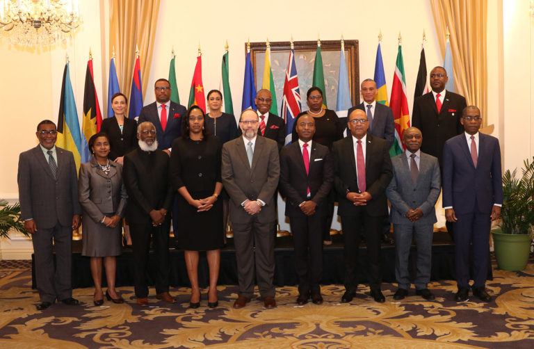 CARICOM members petition for international assistance at COFCOR