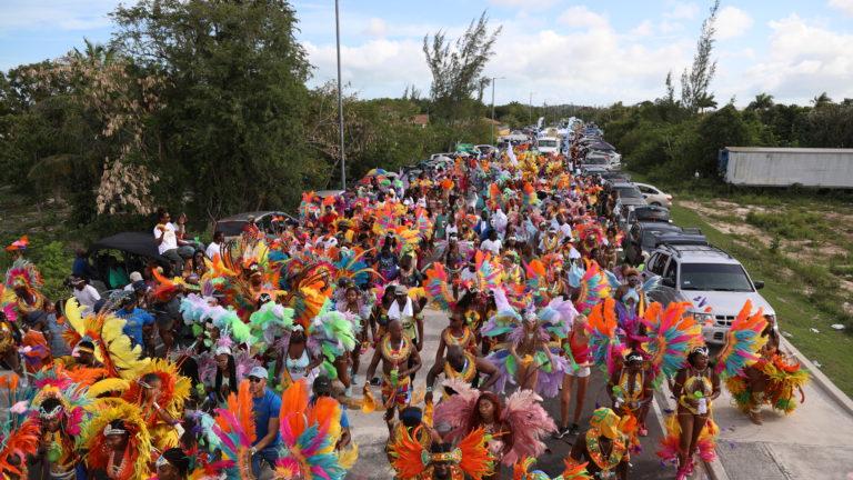 No Bahamas Carnival until 2021