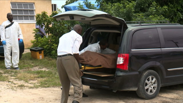 Man found dead in car