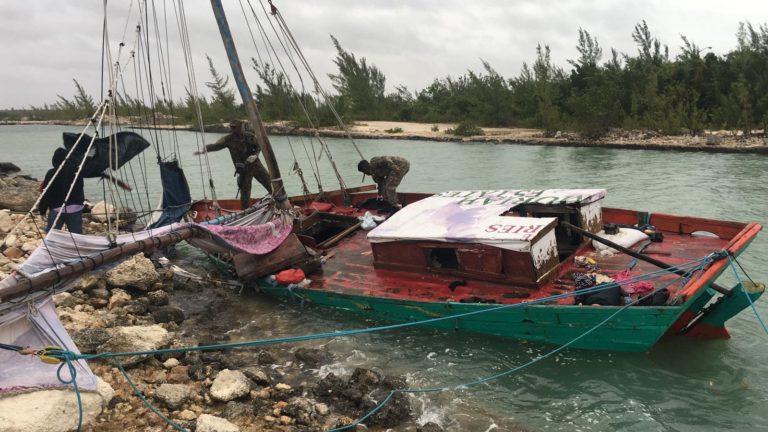 Search for escaped illegal migrants continues