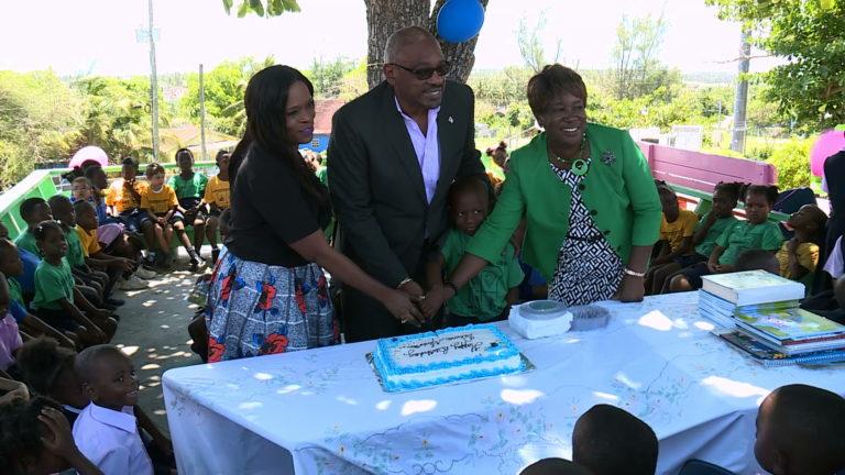 Gambier Primary celebrates PM