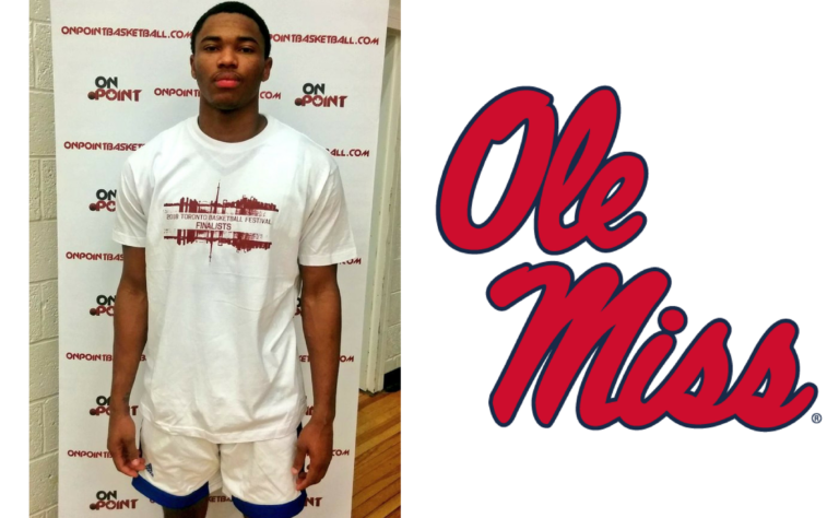 Miller signs with Ole Miss