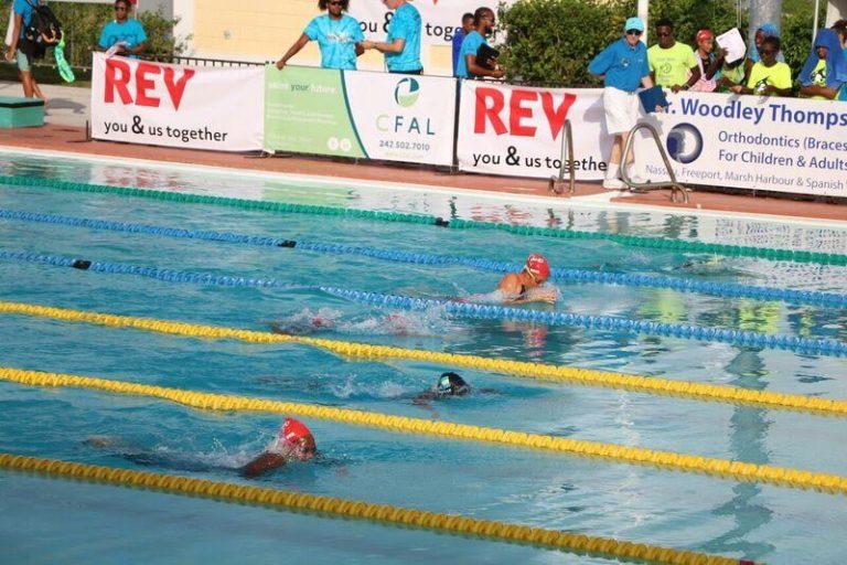 Mako Aquatic Club reigns at swimming championships