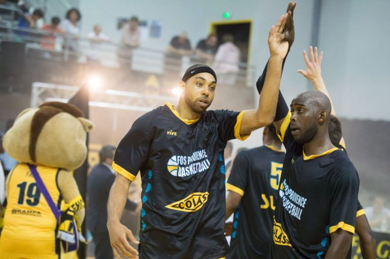 """Burrows/FOS Provence promoted to LNB Pro """"A"""""""
