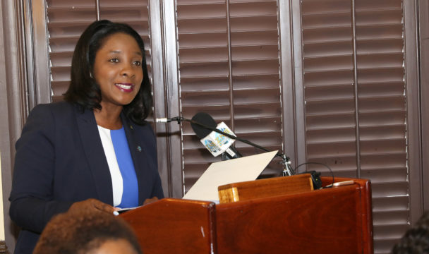 """Rolle: """"Government still devoted to development of Bahamian athletes"""""""