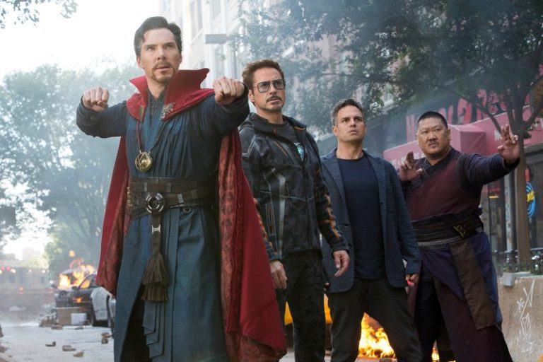 'Avengers: Infinity War' crosses $2 billion in box office