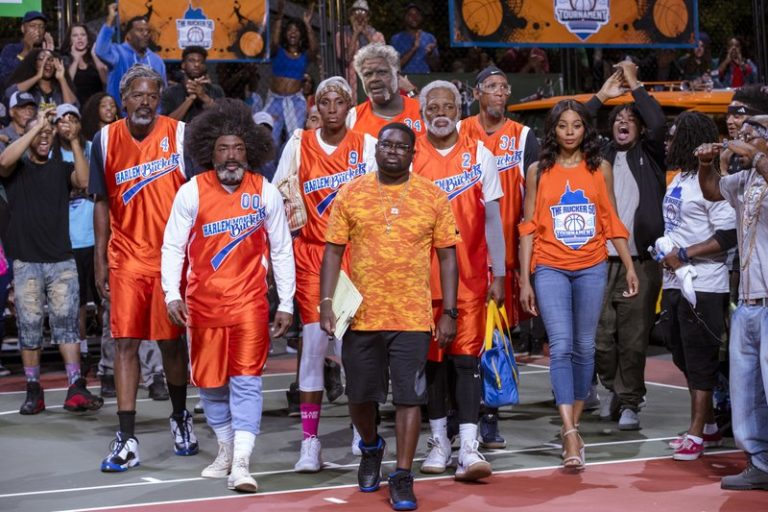 Review: NBA greats go geriatric in formulaic 'Uncle Drew'
