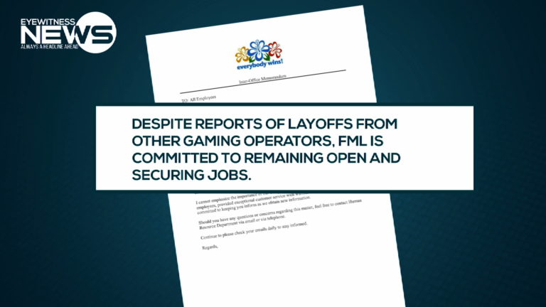 More gaming house workers to lose their jobs