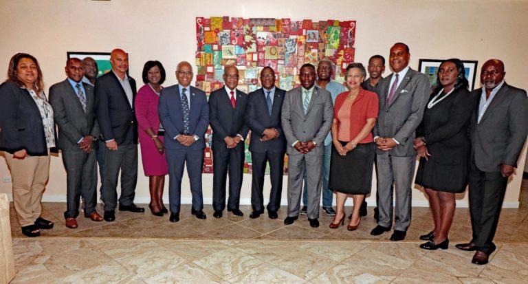 Pintard looks to protect Bahamas' sports tourism reputation