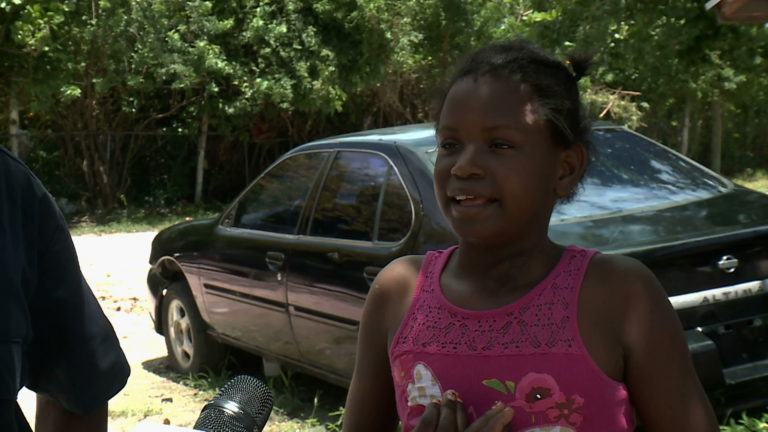 Shanty town residents distressed over first notice